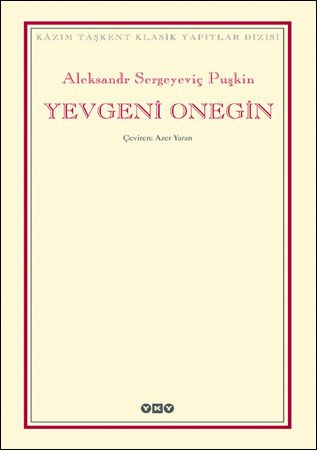 9789750806261  Yevgeni Onegin