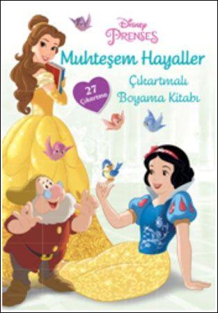 Disney Prenses Muhtesem Hayaller