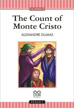 9786053412878  Stage 5 - The Count of Monte Cristo Stage