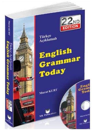 9789752888371  English Grammar Today