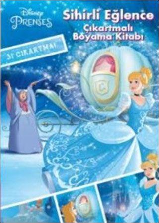 Disney Prenses Sihirli Eglence