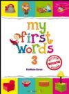 9789751033826  My First Words 3