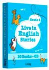 9786055033866  Live in English Stories Grade 4