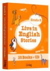 9786055033873  Live in English Stories Grade 5
